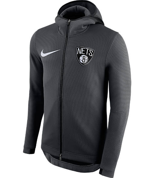 Men's Nike Brooklyn Nets NBA On Court Collection Showtime Hoodie