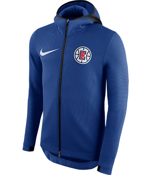 Men's Nike Los Angeles Clippers NBA On Court Collection Showtime Hoodie