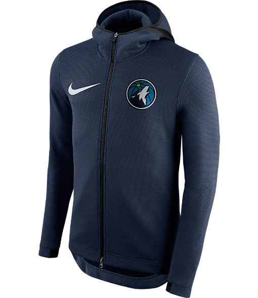 Men's Nike Minnesota Timberwolves NBA On Court Collection Showtime Hoodie