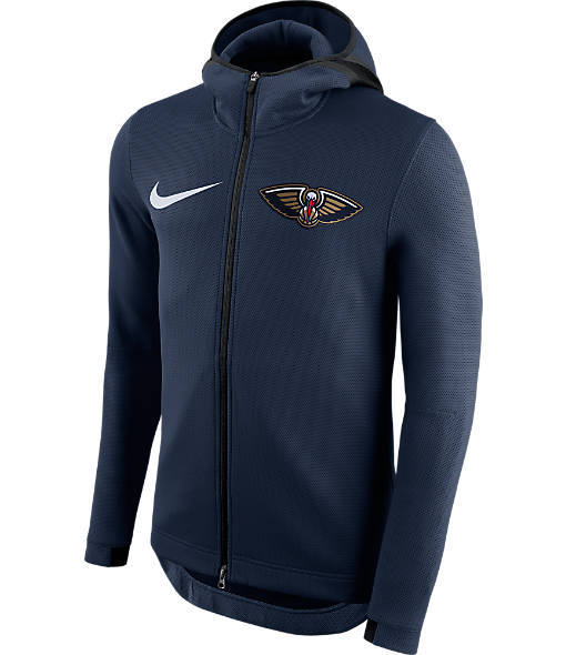 Men's Nike New Orleans Pelicans NBA On Court Collection Showtime Hoodie