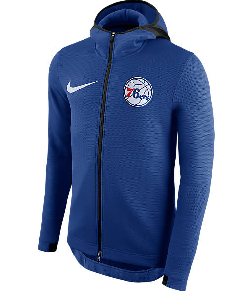 Men's Nike Philadelphia 76ers NBA On Court Collection Showtime Hoodie