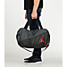 Alternate view of Jordan Elemental Medium Duffel Bag in Grey/Black/Red