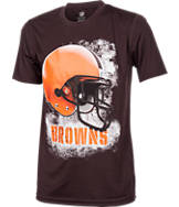 Kids' Nike Cleveland Browns NFL Smash Mouth T-Shirt