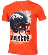 Kids' Nike Denver Broncos NFL Smash Mouth T-Shirt