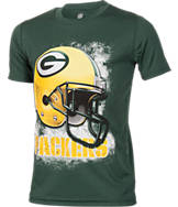 Kids' Nike Green Bay Packers NFL Smash Mouth T-Shirt
