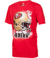 Kids' Nike San Francisco 49ers NFL Smash Mouth T-Shirt