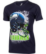Kids' Nike Seattle Seahawks NFL Smash Mouth T-Shirt