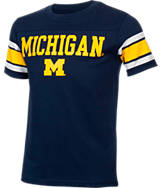 Kids' Nike Michigan Wolverines College Youth Loyal Fan T-Shirt