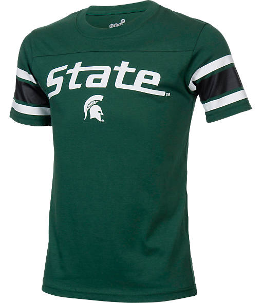 Kids' Nike Michigan State Spartans College Youth Loyal Fan T-Shirt