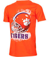 Kids' Nike Clemson Tigers College Smash Mouth T-Shirt