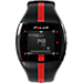 Back view of Polar FT7 Heart Rate Monitor in Black/Red