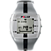 Back view of Polar FT4 Heart Rate Monitor Watch in Silver