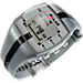 Alternate view of Polar FT4 Heart Rate Monitor in Silver