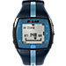 Back view of Polar FT4 Heart Rate Monitor in Blue