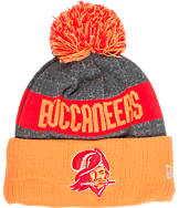 New Era Tampa Bay Buccaneers NFL Sideline Classic Pom Knit Hat