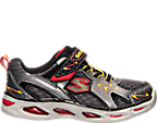 Boys' Preschool Skechers S Lights: Ipox - Rayz Running Shoes