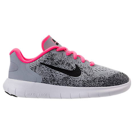 Girls' Preschool Nike Free RN 2017 Running Shoes