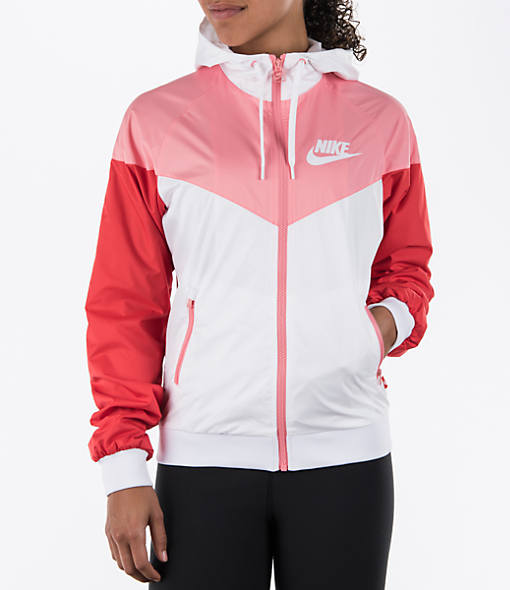 Women's Nike Sportswear Weather-Resistant Windrunner Jacket