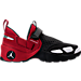 Right view of Men's Air Jordan Trunner LX OG Training Shoes in Black/White/Gym Red
