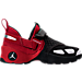 Right view of Boys' Grade School Jordan Trunner LX OG Training Shoes in Black/White/Gym Red
