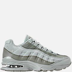 Boys Grade School 나이키 Nike Air Max 95 Casual Shoes,Light Pumice/Dark Stucco