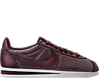 Women's Nike Classic Cortez Premium Casual Shoes
