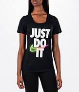 Women's Nike Sportswear Swoosh Fade T-Shirt
