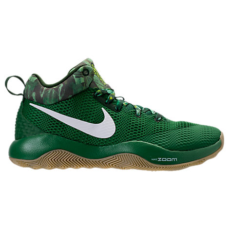 NIKE Men'S Zoom Hyperrev 2017 Lmtd Basketball Shoes, Green