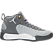 Right view of Men's Air Jordan Jumpman Pro Basketball Shoes in Cool Grey/White/Wolf Grey