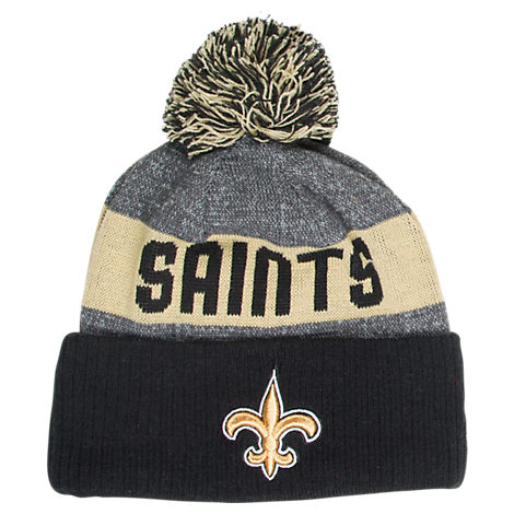 New Era New Orleans Saints NFL 2016 Sideline Official Sport Knit Hat