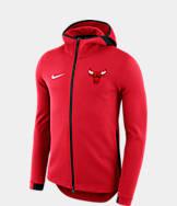 Men's Nike Chicago Bulls NBA Showtime Hoodie