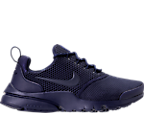 Boys' Grade School Nike Presto Fly Casual Shoes