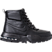 Right view of Men's Nike Air Max Goaterra 2.0 Boots in Triple Black