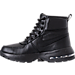 Left view of Men's Nike Air Max Goaterra 2.0 Boots in Triple Black