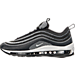 Left view of Women's Nike Air Max 97 UL '17 Casual Shoes in Black/Pure Platinum/Anthracite