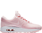 Girls' Grade School Nike Air Max Zero SE Running Shoes