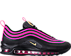 Girls' Grade School Nike Air Max 97 UL '17 Casual Shoes
