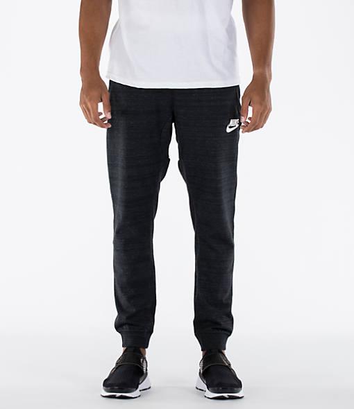 Men's Nike AV15 Knit Jogger Pants