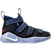 Boys' Grade School Nike LeBron Soldier 11 Basketball Shoes Product Image