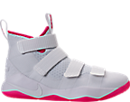 Boys' Grade School Nike LeBron Soldier 11 Basketball Shoes
