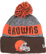 New Era Cleveland Browns NFL 2016 Sideline Official Sport Knit Hat