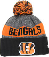 New Era Cincinnati Bengals NFL 2016 Sideline Official Sport Knit Hat