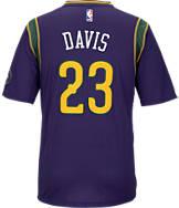 Men's adidas New Orleans Pelicans NBA Anthony Davis Swingman Jersey