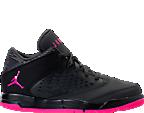 Girls' Preschool Jordan Flight Origin 4 Basketball Shoes