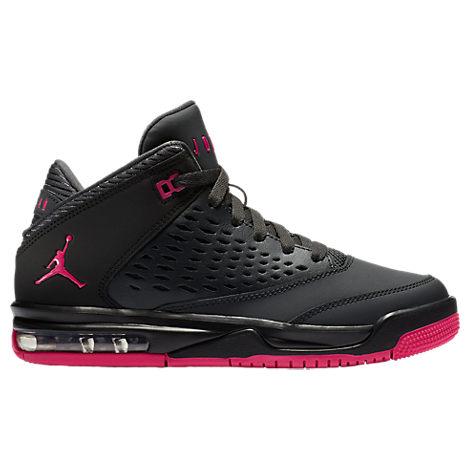 Girls' Grade School Jordan Flight Origin 4 (3.5y - 9.5y) Basketball Shoes