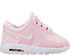 Girls' Toddler Nike Air Max Zero SE Running Shoes