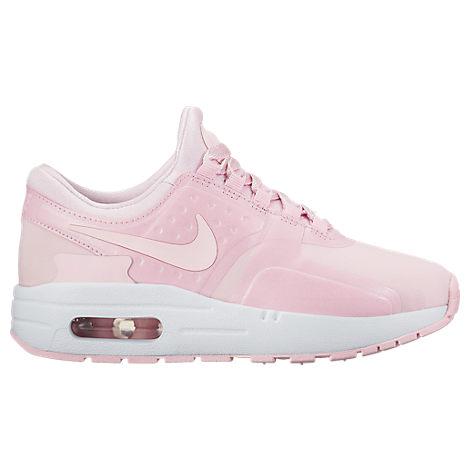 Girls' Preschool Nike Air Max Zero SE Running Shoes