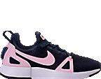 Girls' Grade School Nike Duel Racer Running Shoes