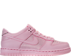 Girls' Grade School Nike Dunk Low '17 SE Basketball Shoes