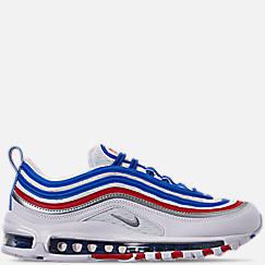 나이키 에어맥스97  '올스타 저지' 게임 로얄 921826-404 Mens Nike Air Max 97 Casual Shoes,Game Royal/Metallic Silver/Unversity Red